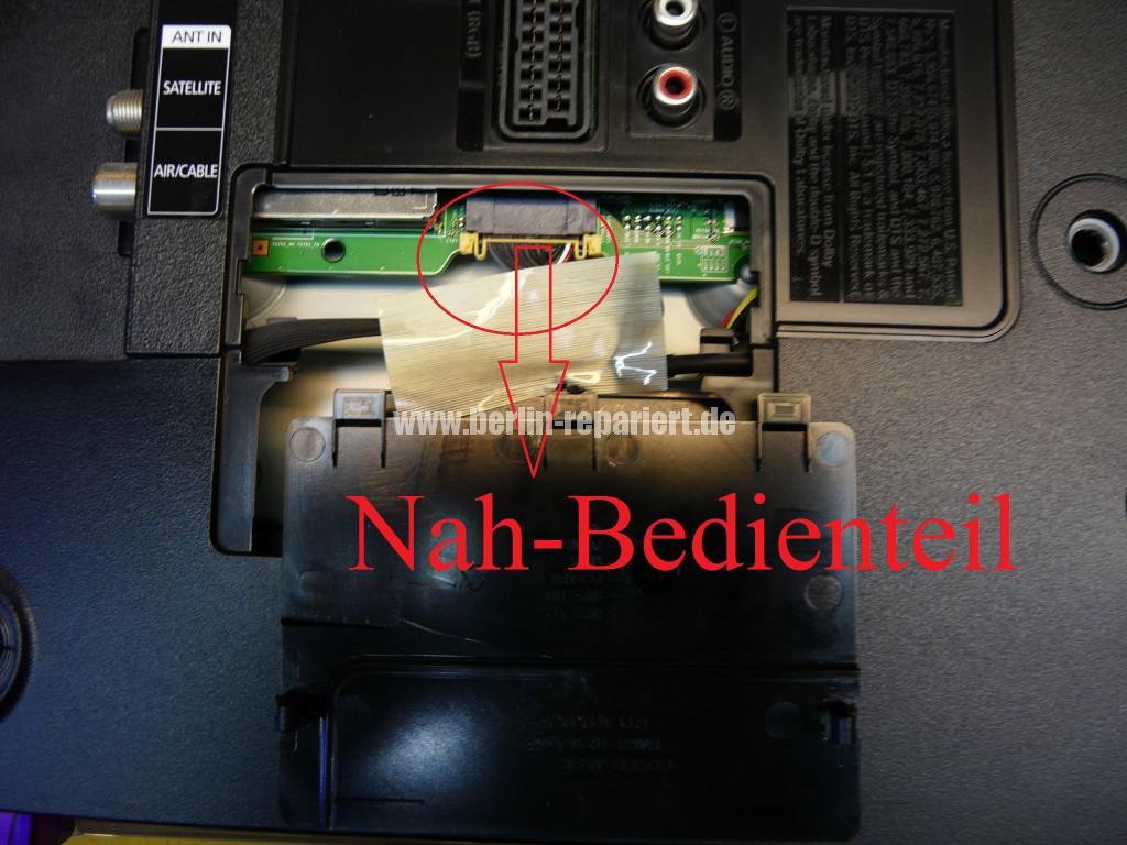 Samsung Qualität UE32F6270 kein Bild (5)