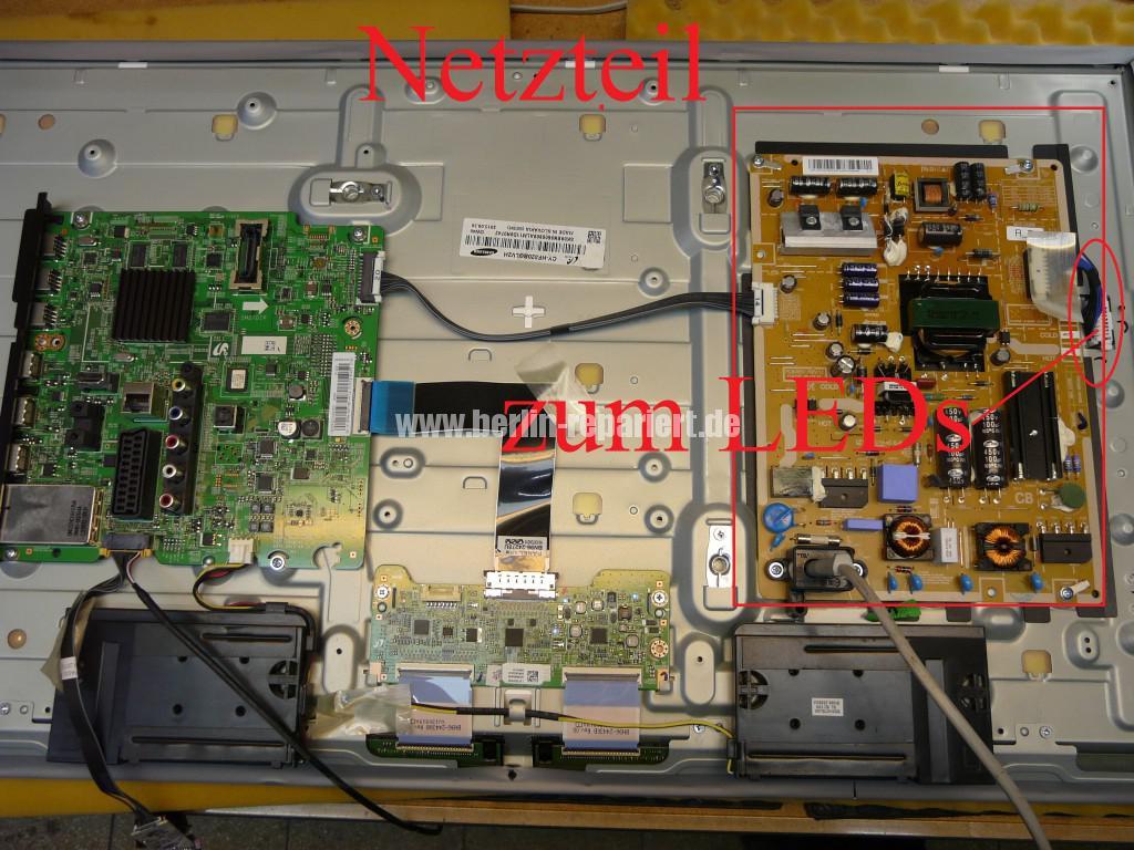 Samsung Qualität UE32F6270 kein Bild (6)
