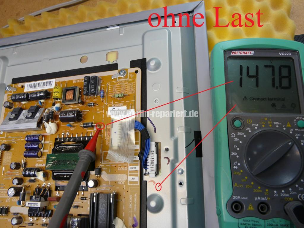 Samsung Qualität UE32F6270 kein Bild (7)