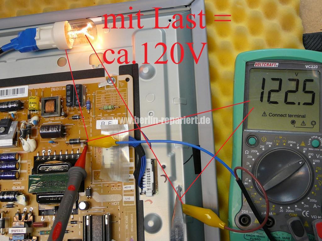 Samsung Qualität UE32F6270 kein Bild (9)