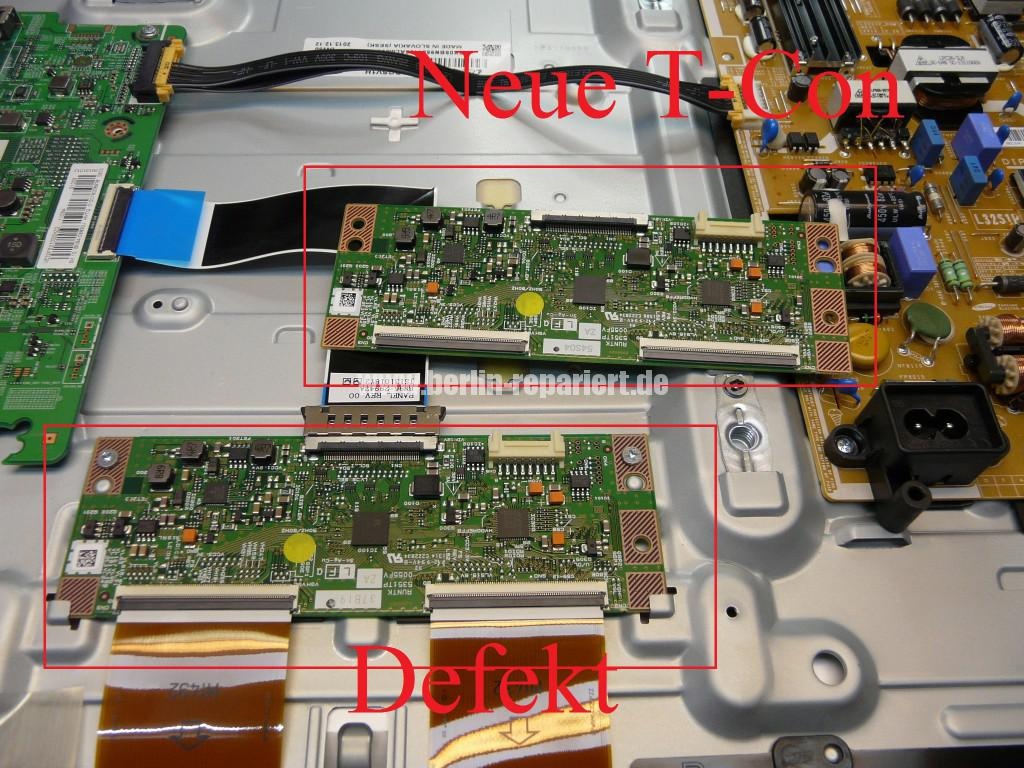 Samsung UE32F5370, kein Bild nur Ton (1)
