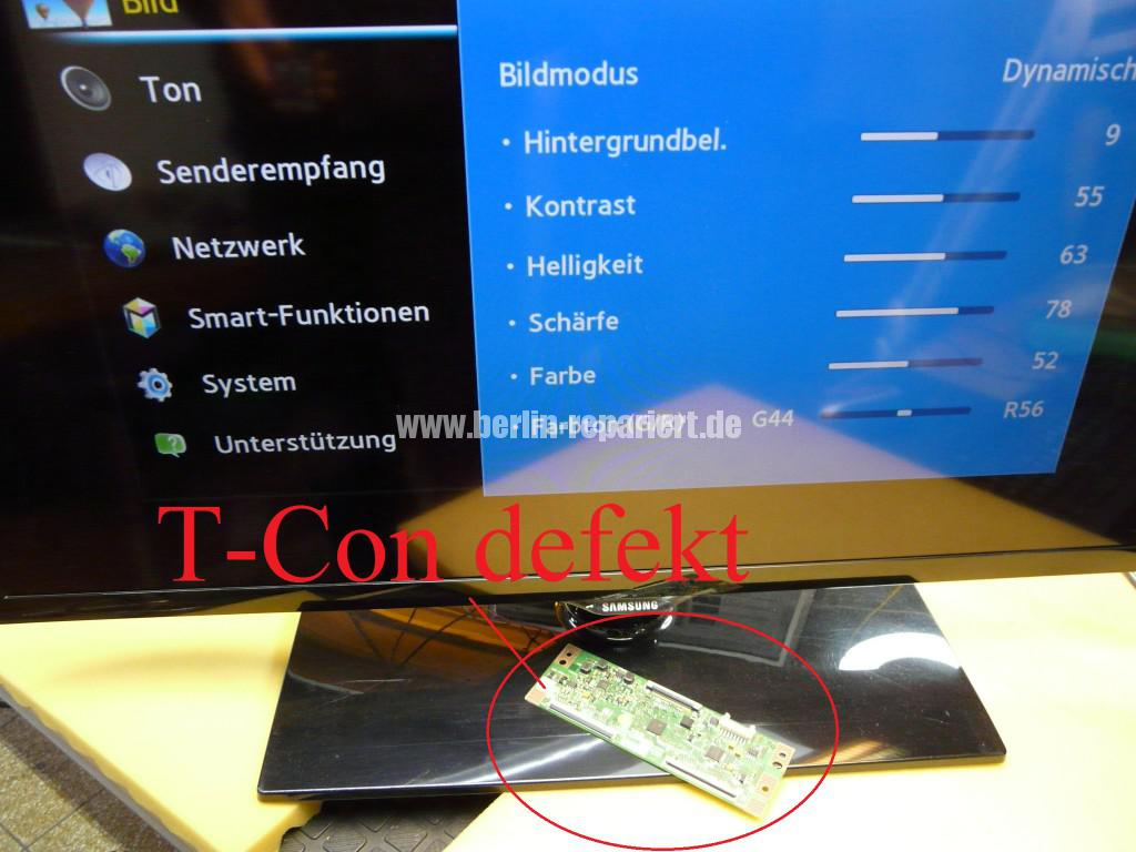 Samsung UE32F5370, kein Bild nur Ton (3)