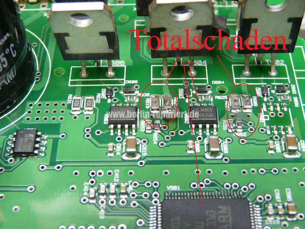 Siemens HBD-KNB2, Motor dreht nicht (4)