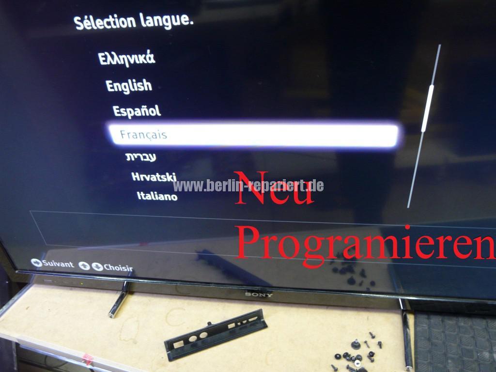 Sony KDL46HX755, geht Aus und Blinkt (13)