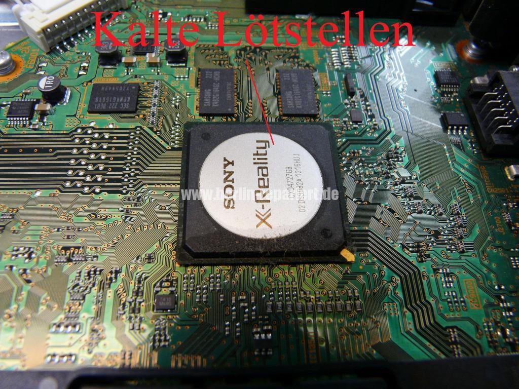 Sony KDL46HX755, geht Aus und Blinkt (5)