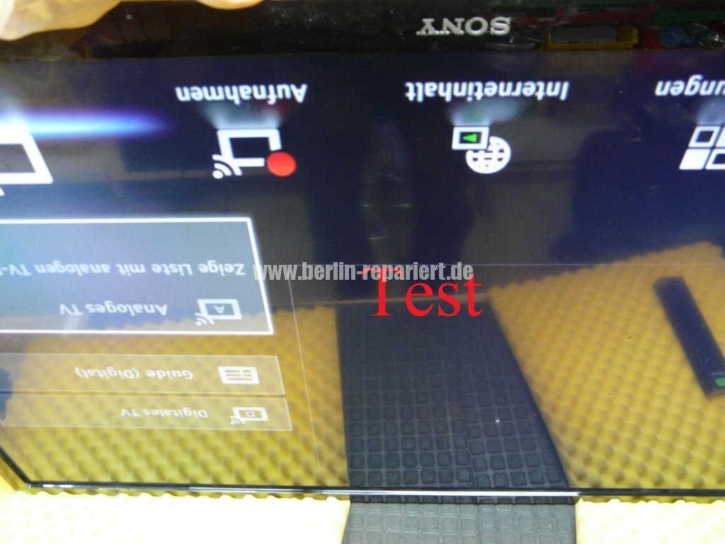 Sony KDL46HX755, geht Aus und Blinkt (9)