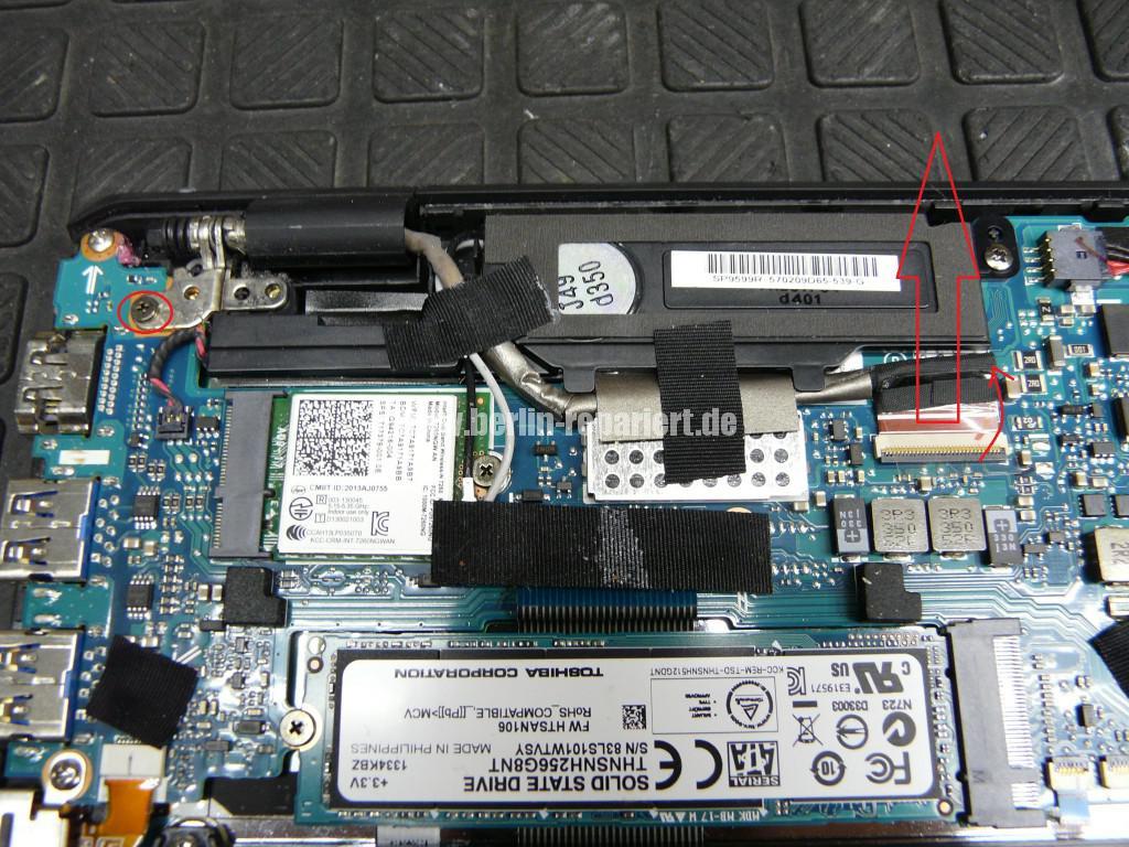 Sony SVP132, Display zu teuer, umbau (4)