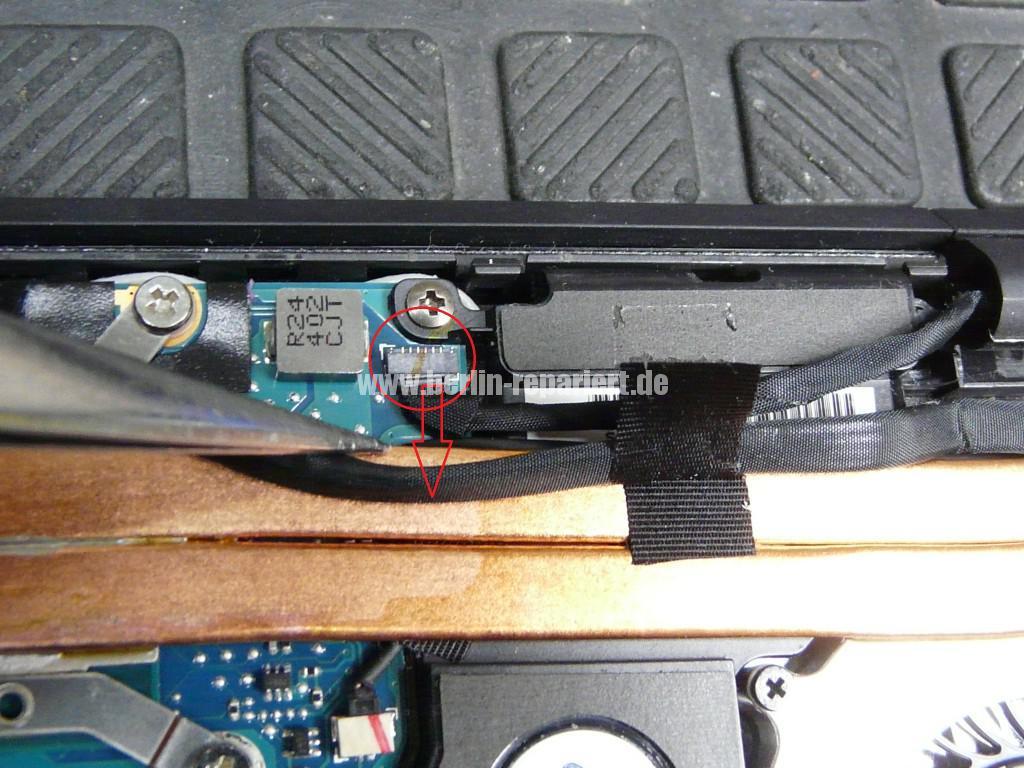 Sony SVP132, Display zu teuer, umbau (5)
