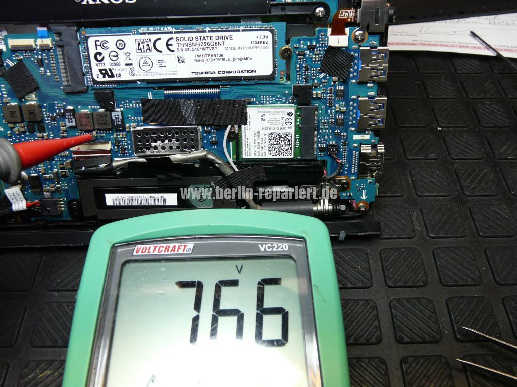 Sony Vaio SVP132A16M, kein Bild (10)