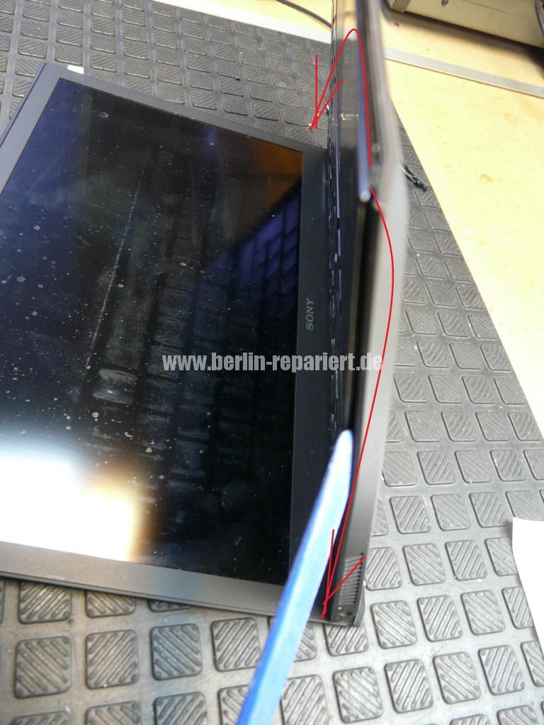 Sony Vaio SVP132A16M, kein Bild (5)