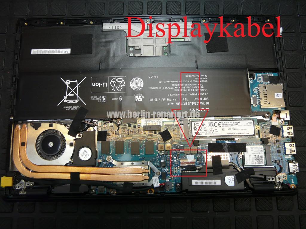 Sony Vaio SVP132A16M, kein Bild (8)