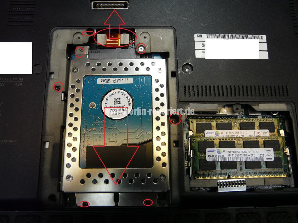 Sony Vaio VPCS13V9E, Lüfter brummt(4)