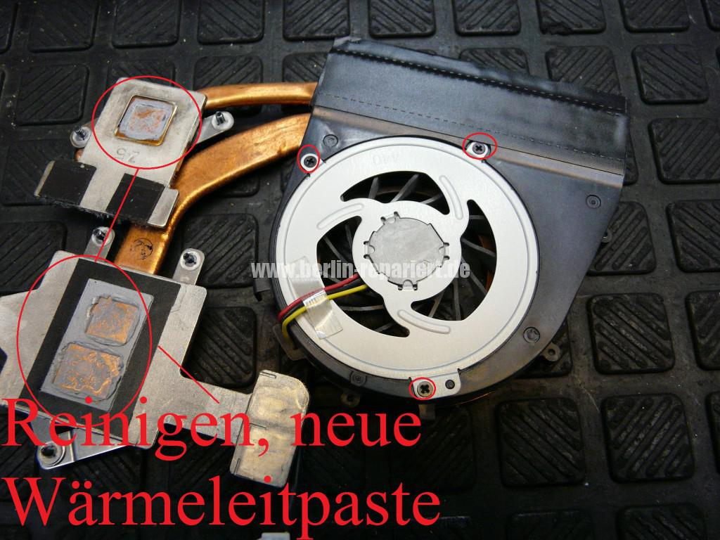 Sony Vaio VPCS13V9E, Lüfter brummt(7)