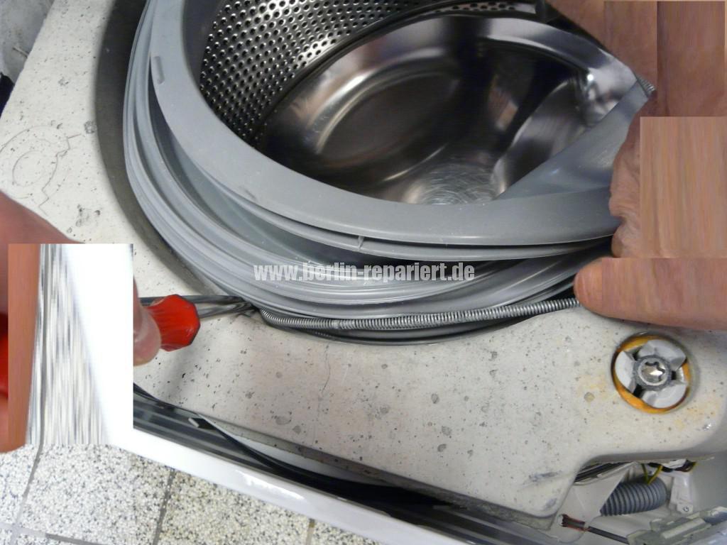 Zanusi ZW12126, Gummimanschette defekt (4)