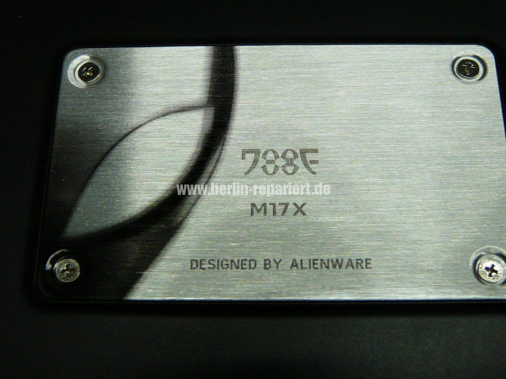Alienware M17X, geht An dann Aus, Grafikkarte defekt (8)