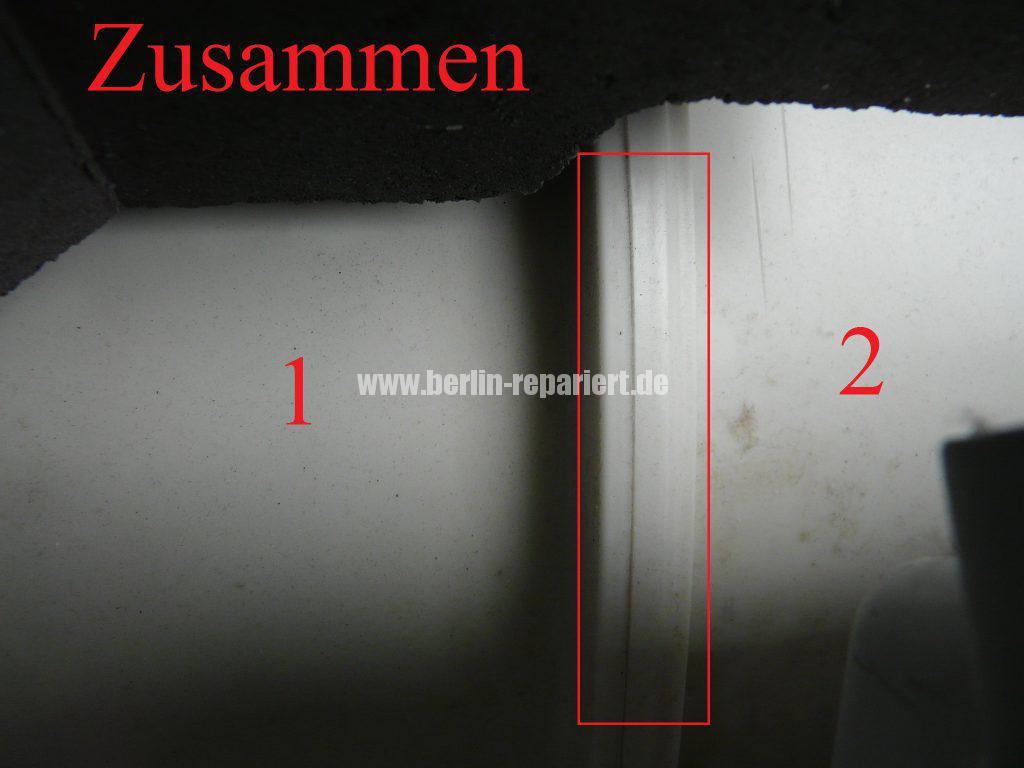 Blomberg WNF 8427, Kugellager Schaden (6)