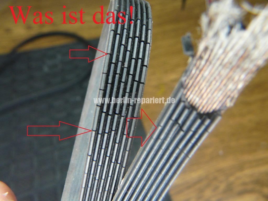 Bosch Classixx 7 WTC84101, Trommel dreht nicht, (9)