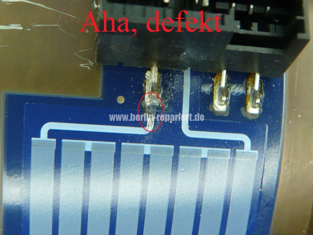 Bosch Siemens Pumpenheizung, Heizung defekt (3)