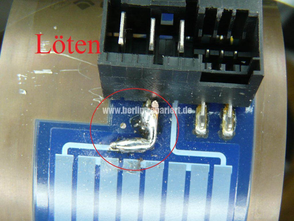 Bosch Siemens Pumpenheizung, Heizung defekt (6)