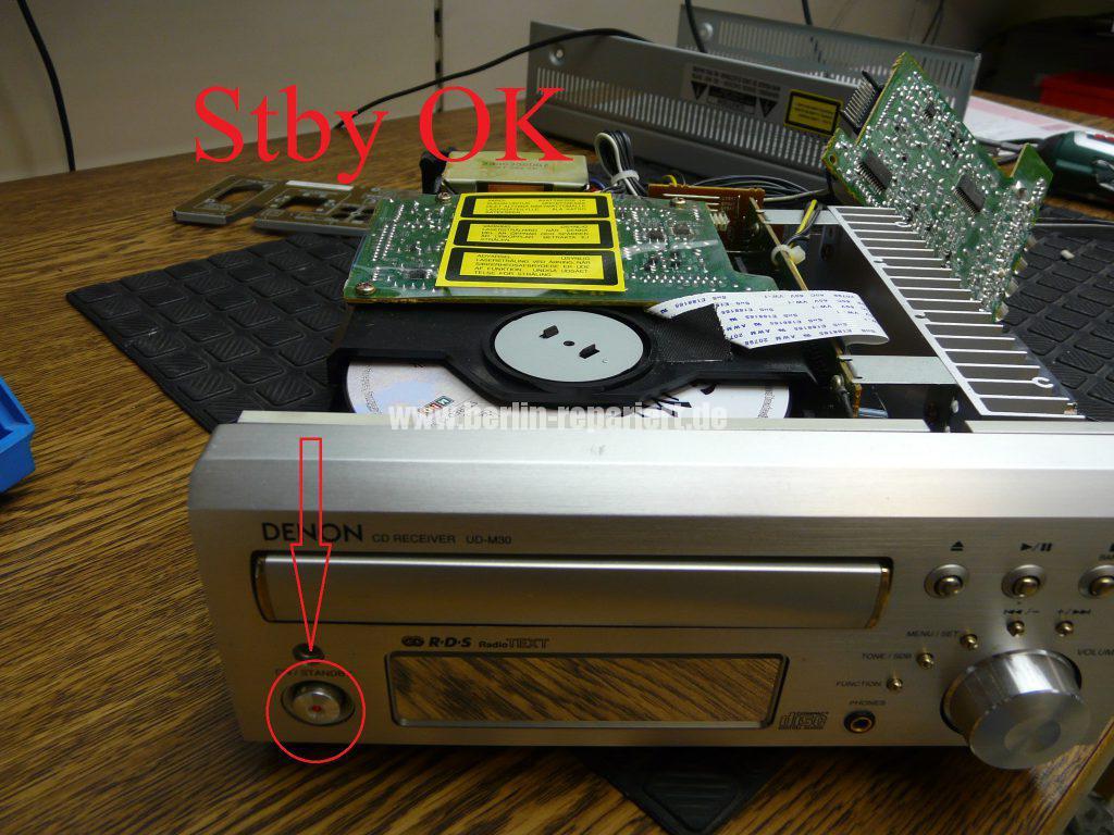 Denon Stby Trafo Reparieren (4)