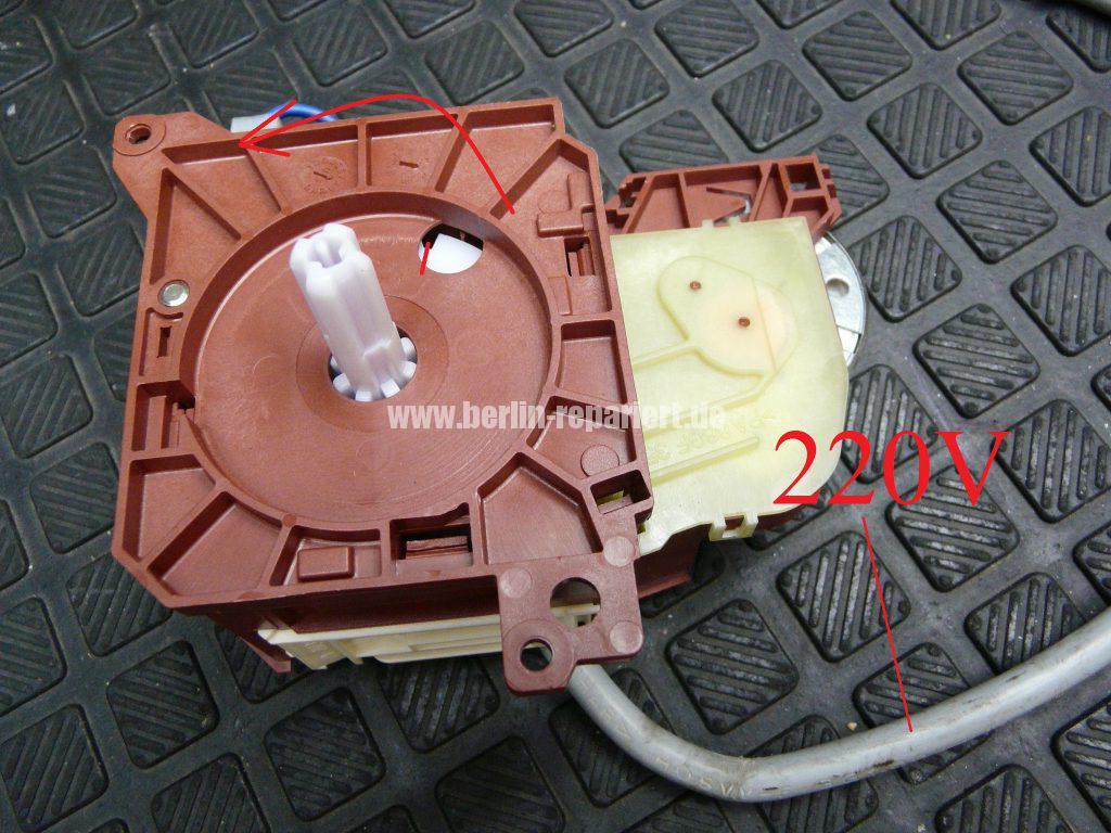 Elektrolux ESI446X, Programmwahlschalter Defekt