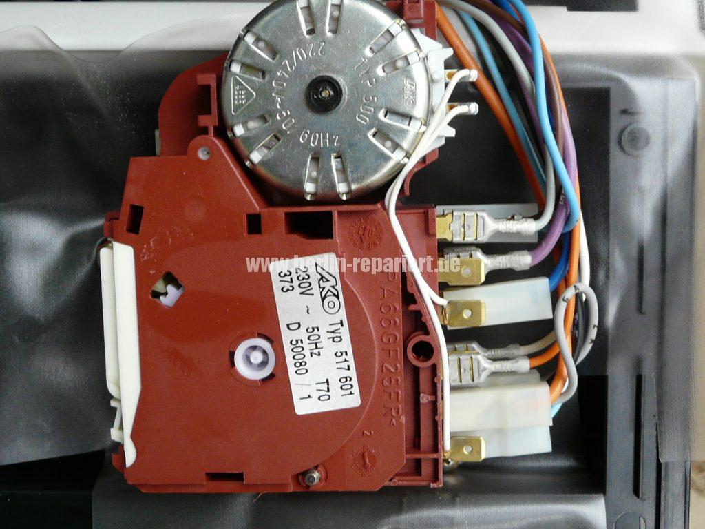 Elektrolux ESI446X, Programmwahlschalter Defekt (3)