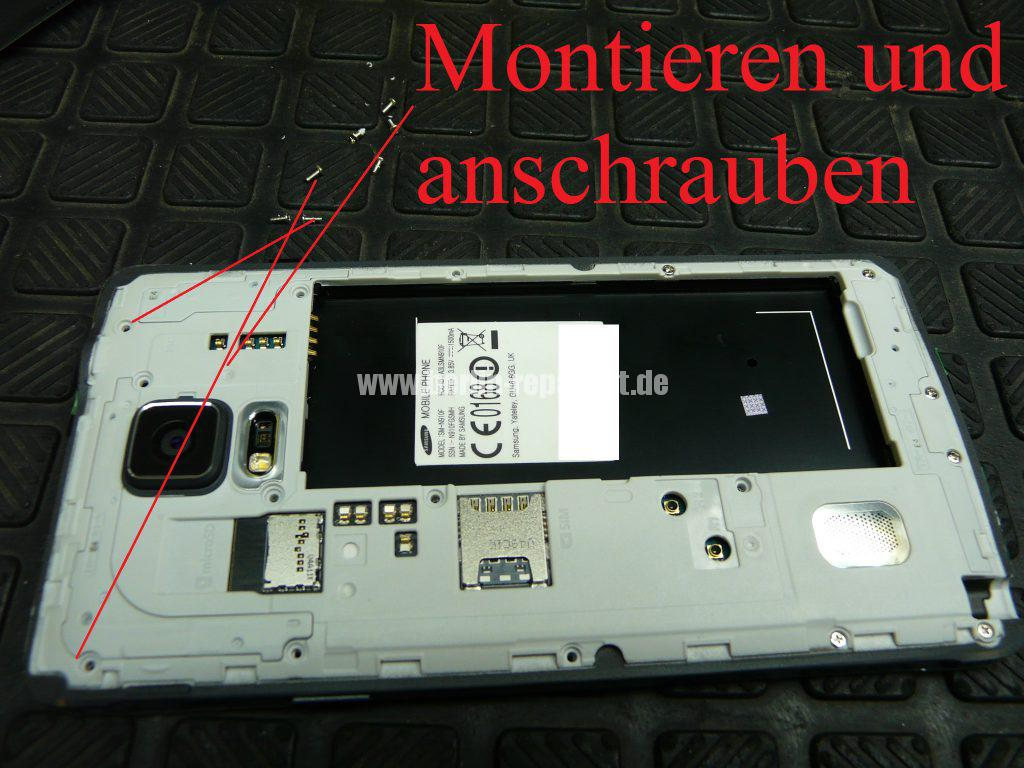 Galaxy Note 4 Display Defekt (4)