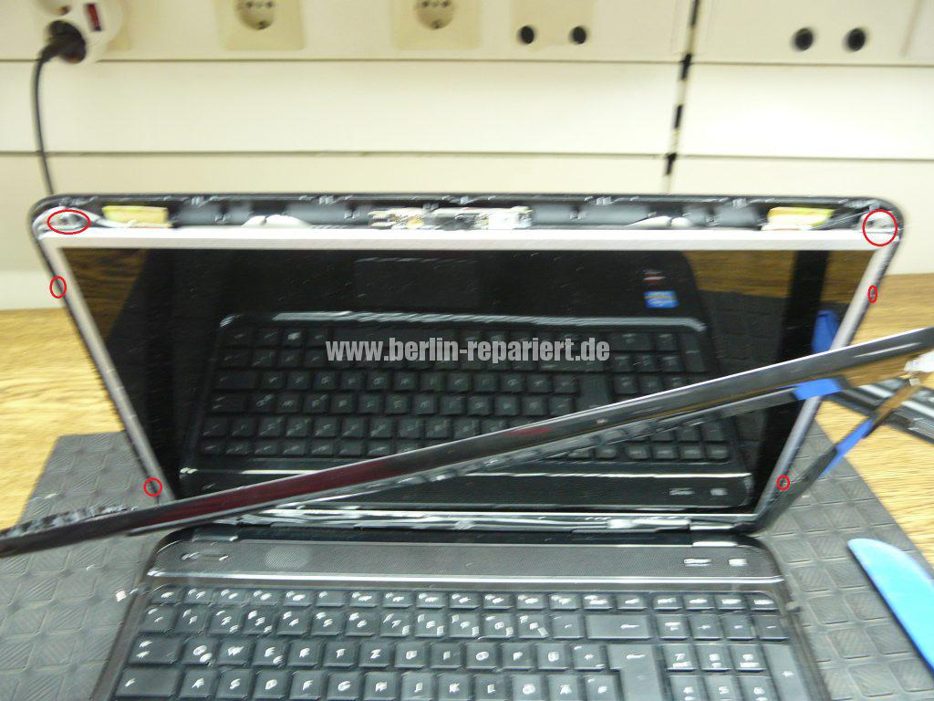 HP G6-2300, kein Bild, Display defekt (3)