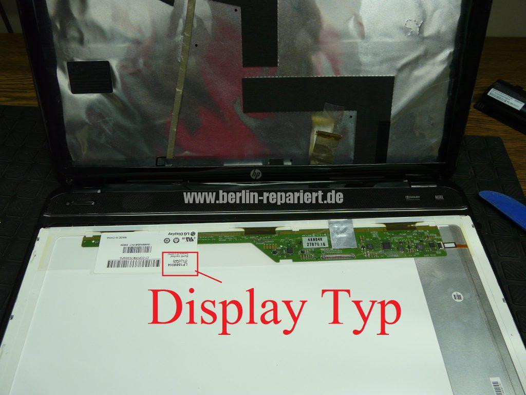 HP G6-2300, kein Bild, Display defekt (6)