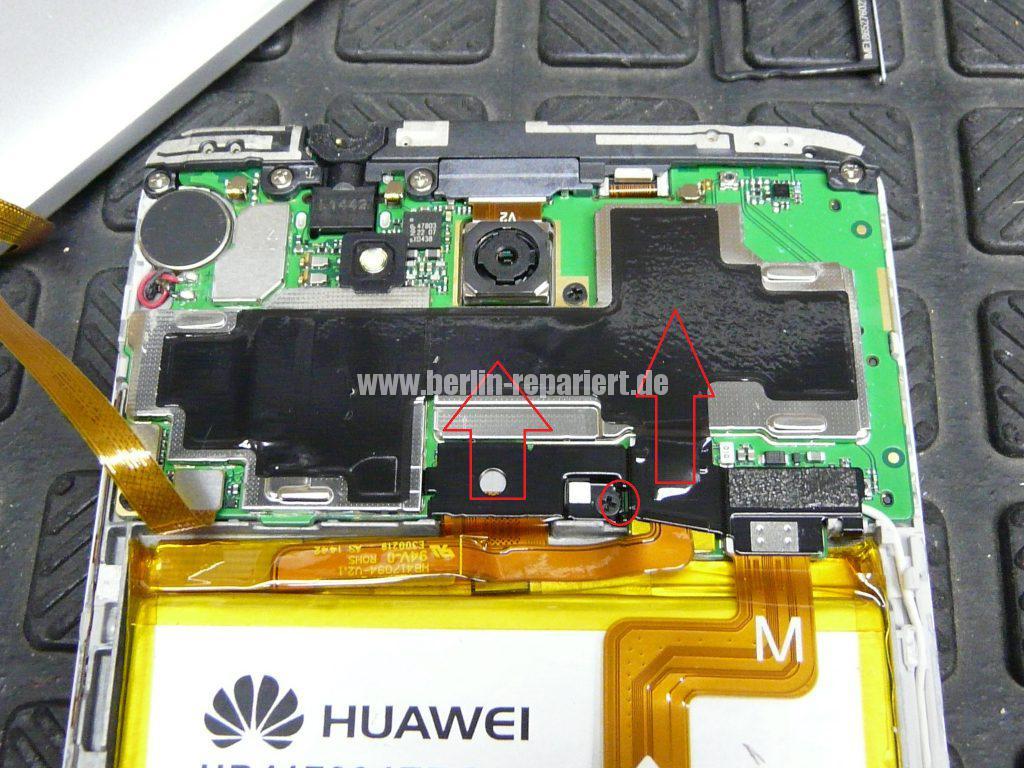 Huawei MT7 Mate7, Display defekt (5)