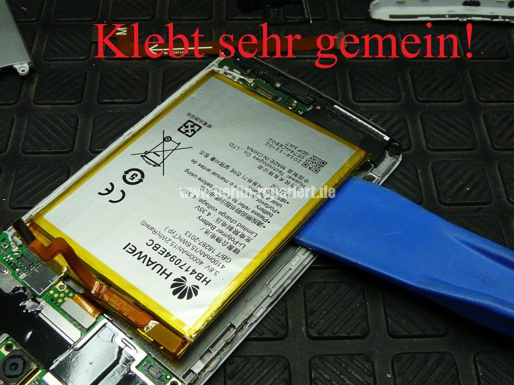 Huawei MT7 Mate7, Display defekt (7)