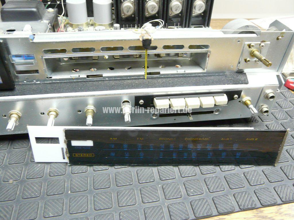 Kenwood KR-5150, Skalenlampen durchgebrannt (10)