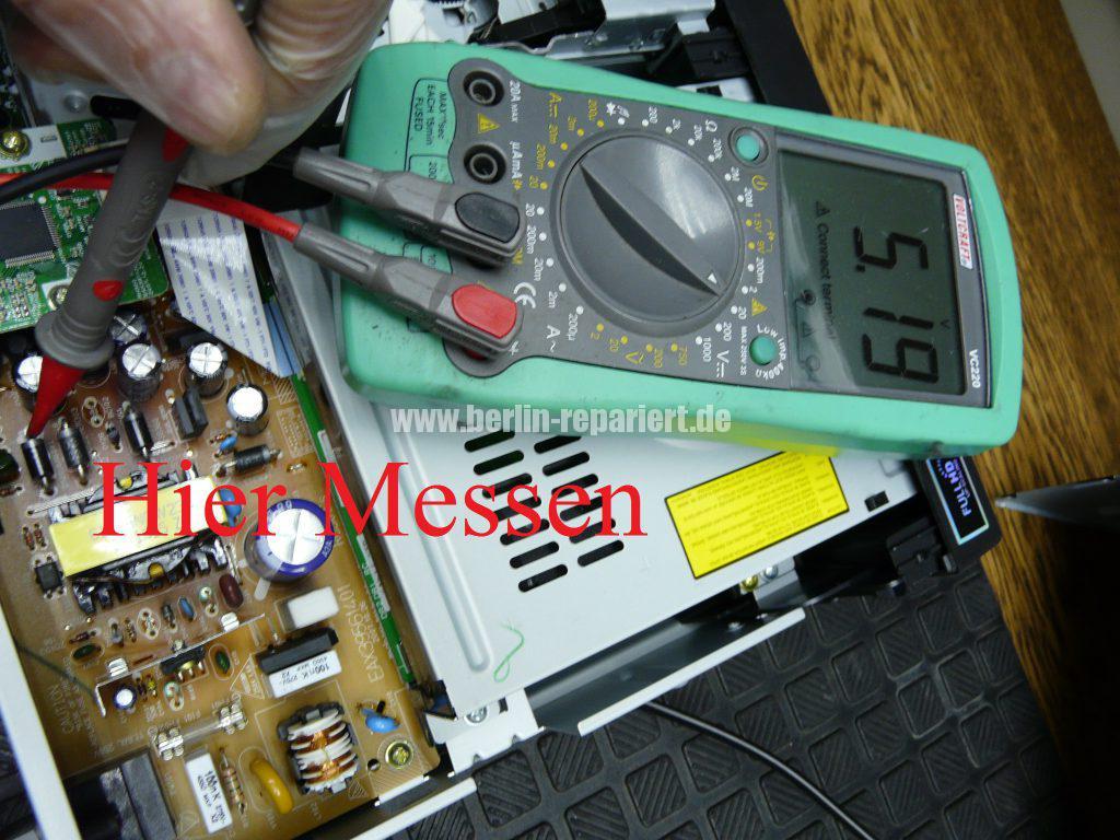 LG RC389H, zeigt nur Hello in Display an (4)