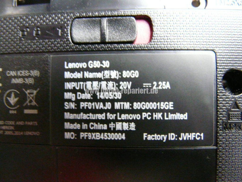 Lenovo G50, keine Funktion (10)