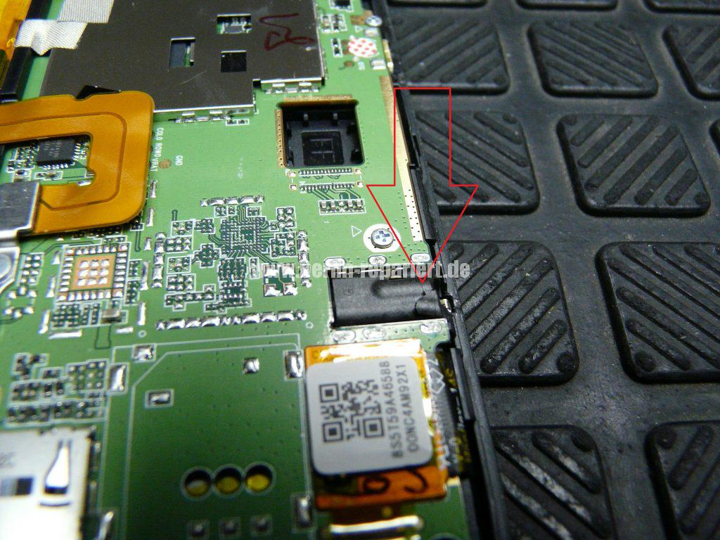 Lenovo IdeaPad S5000, Kopfhörerbuchse defekt (14)