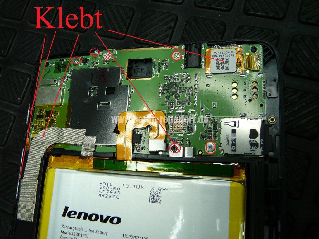 Lenovo IdeaPad S5000, Kopfhörerbuchse defekt (15)