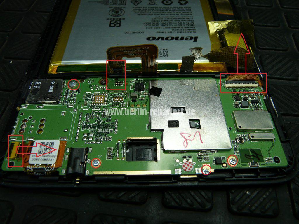 Lenovo IdeaPad S5000, Kopfhörerbuchse defekt (16)