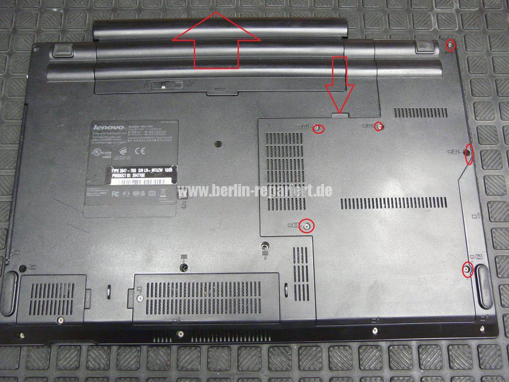 Lenovo SL510, wird heiß, sehr langsam (2)