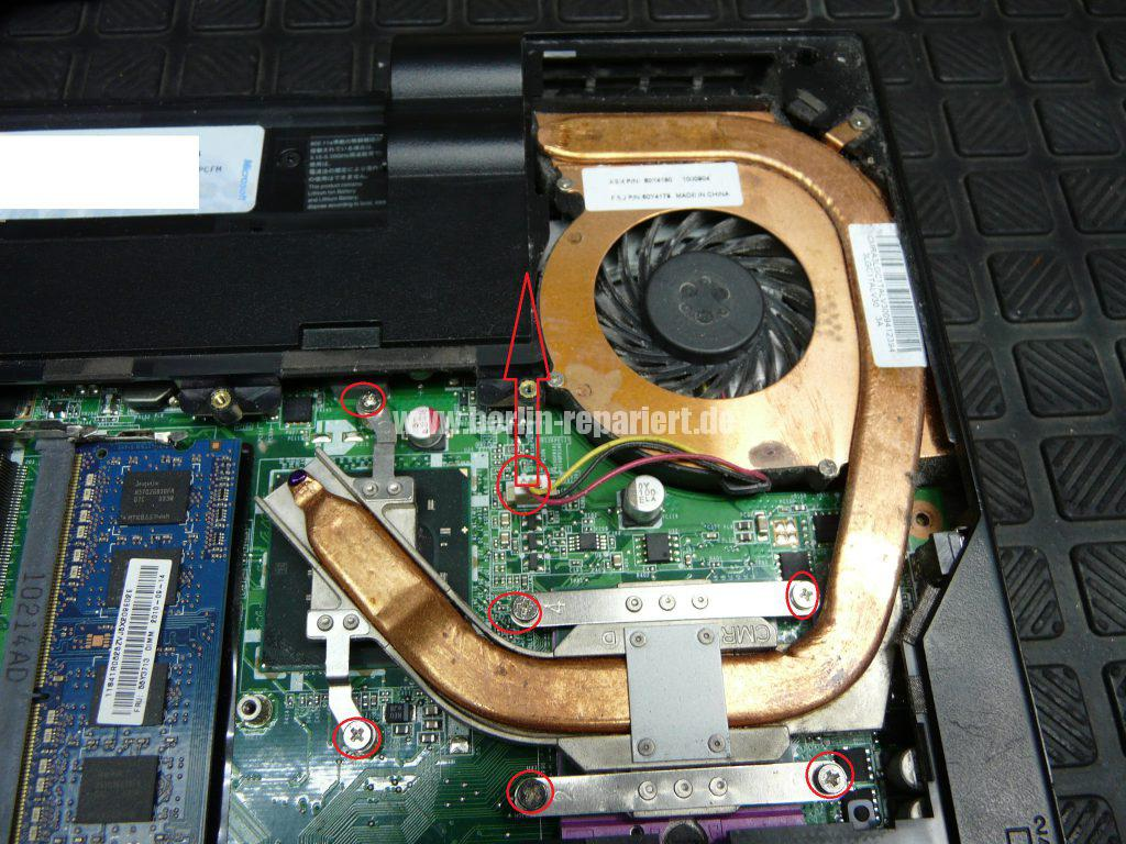 Lenovo SL510, wird heiß, sehr langsam (3)