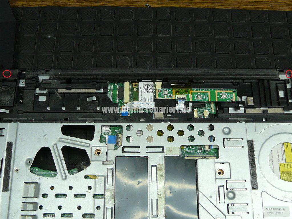 Medion Erazer X6819, Netzbuchse durchgebrannt (11)
