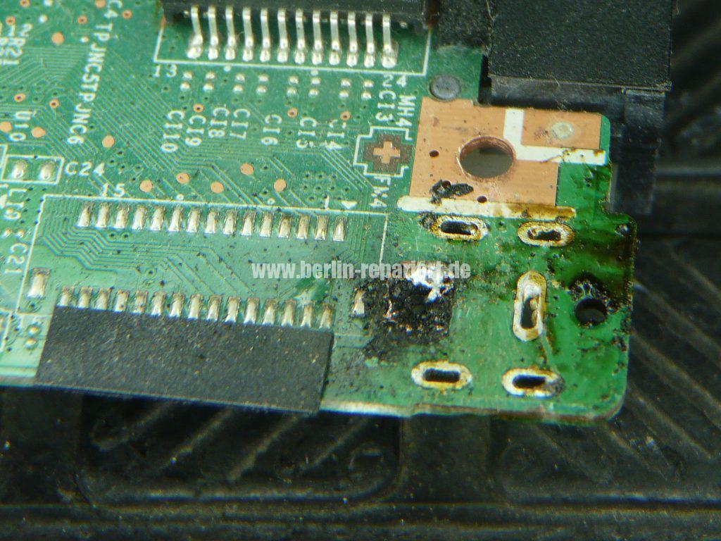 Medion Erazer X6819, Netzbuchse durchgebrannt (18)