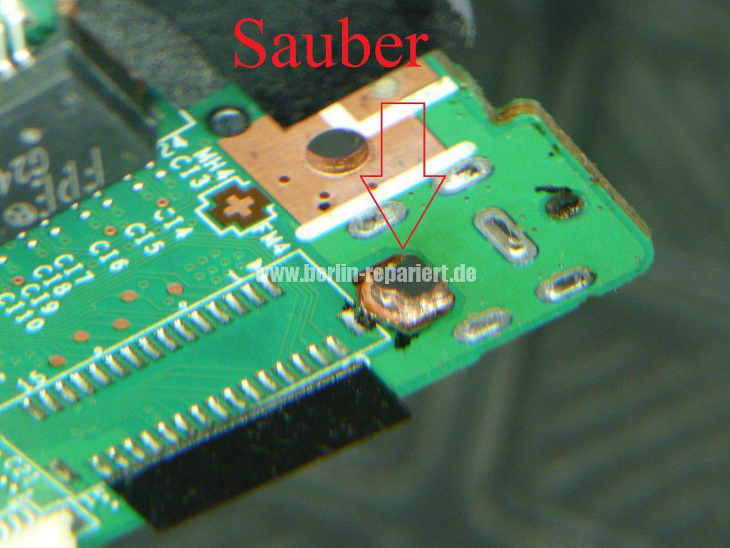 Medion Erazer X6819, Netzbuchse durchgebrannt (19)