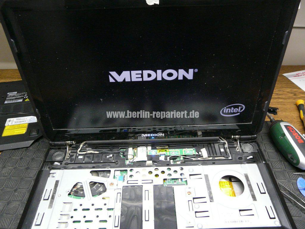 Medion Erazer X6819, Netzbuchse durchgebrannt (26)