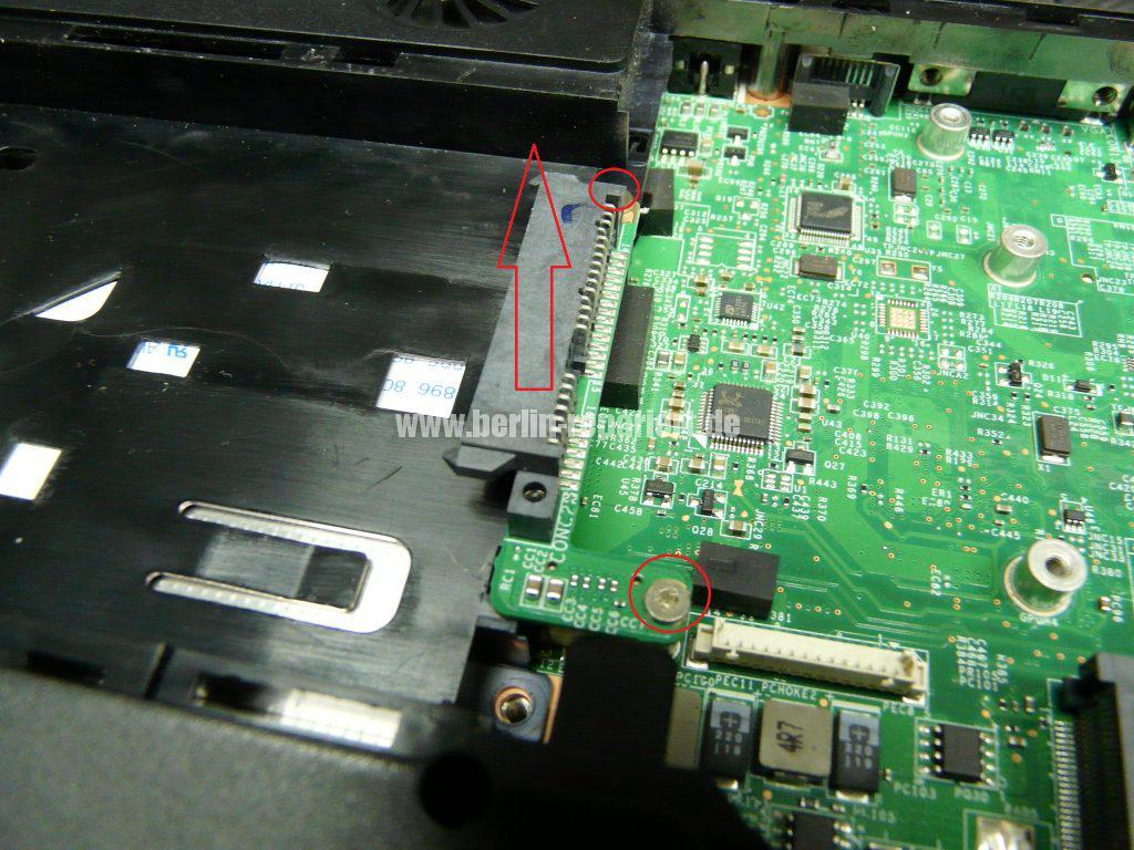 Medion Erazer X6819, Netzbuchse durchgebrannt (6)
