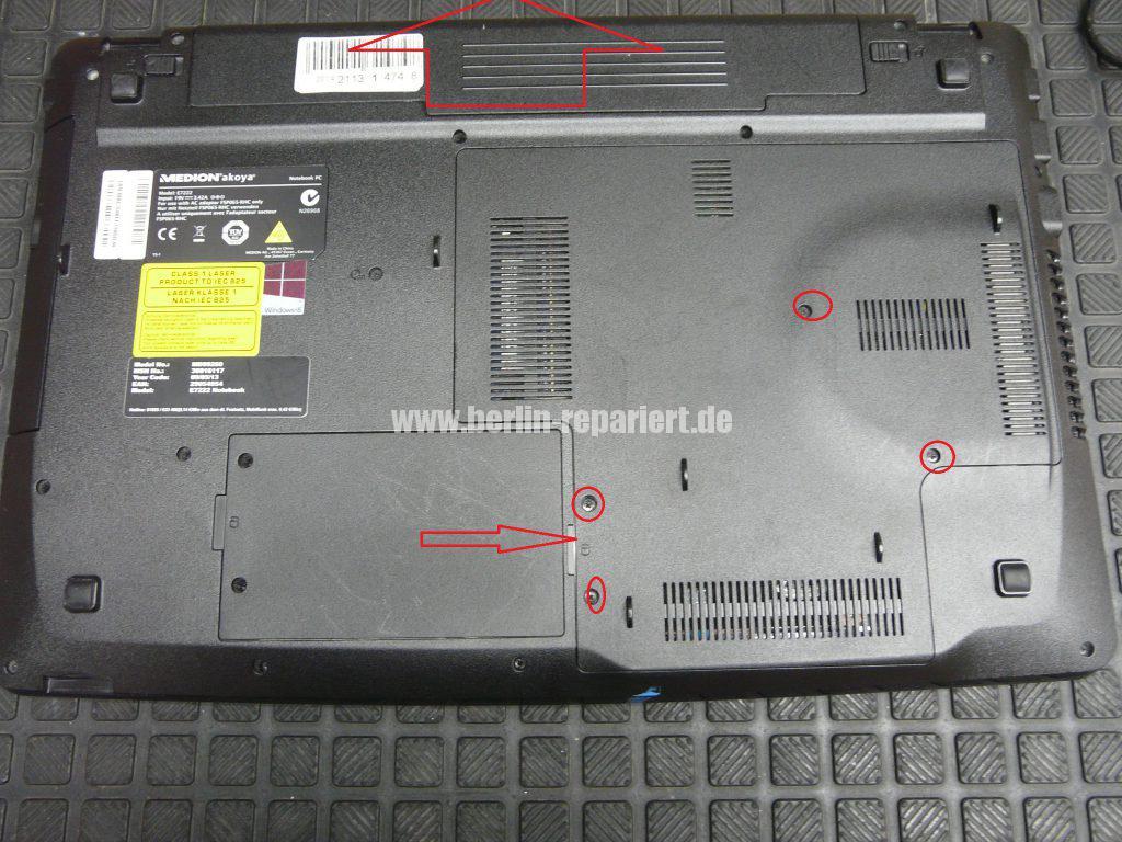Medion MD99260, kein Mouse Anzeige da (2)