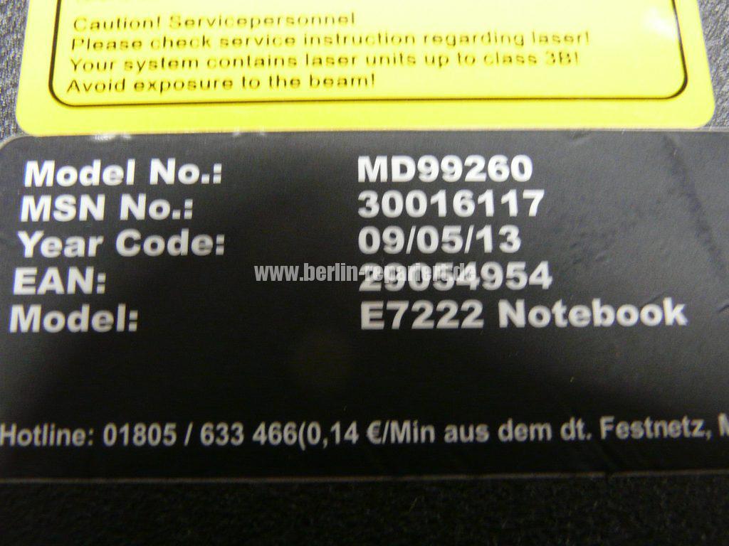 Medion MD99260, kein Mouse Anzeige da (9)