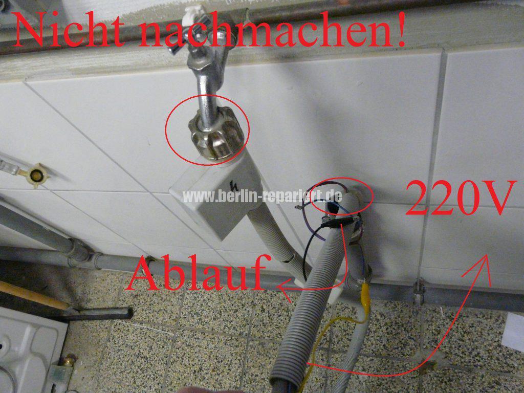 Miele Aquastop Schlauch (3)