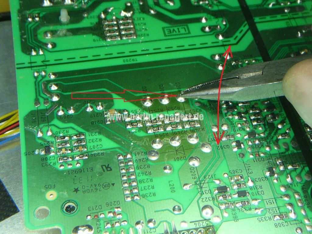OK MS1300, geht unregelmäsig aus (6)