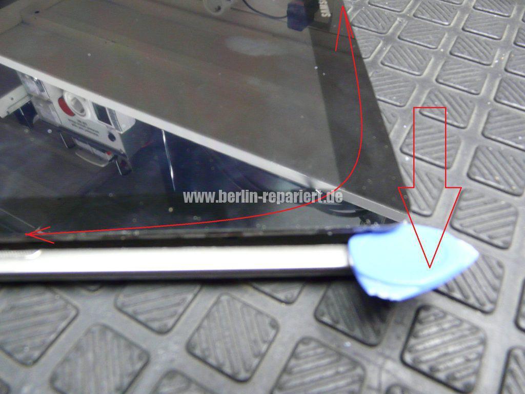 Samsung Galaxy GT-P5110, Netzbuchse defekt (4)