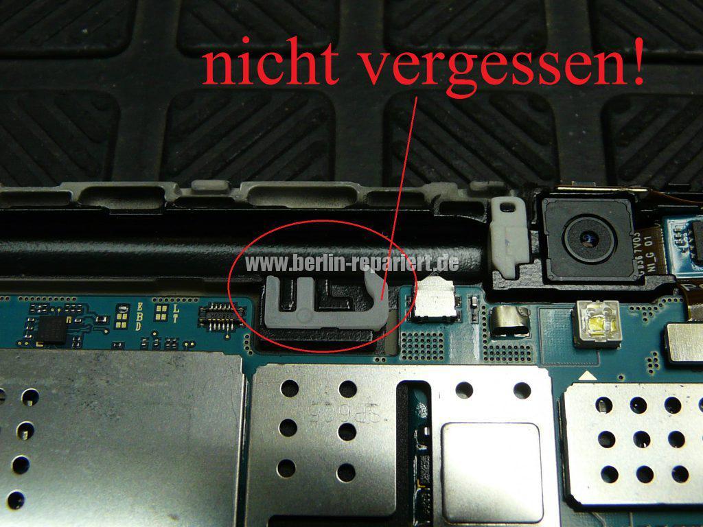 Samsung Galaxy TAB 2014Edition SM-P605, Display defekt, Akku austauschen (3)